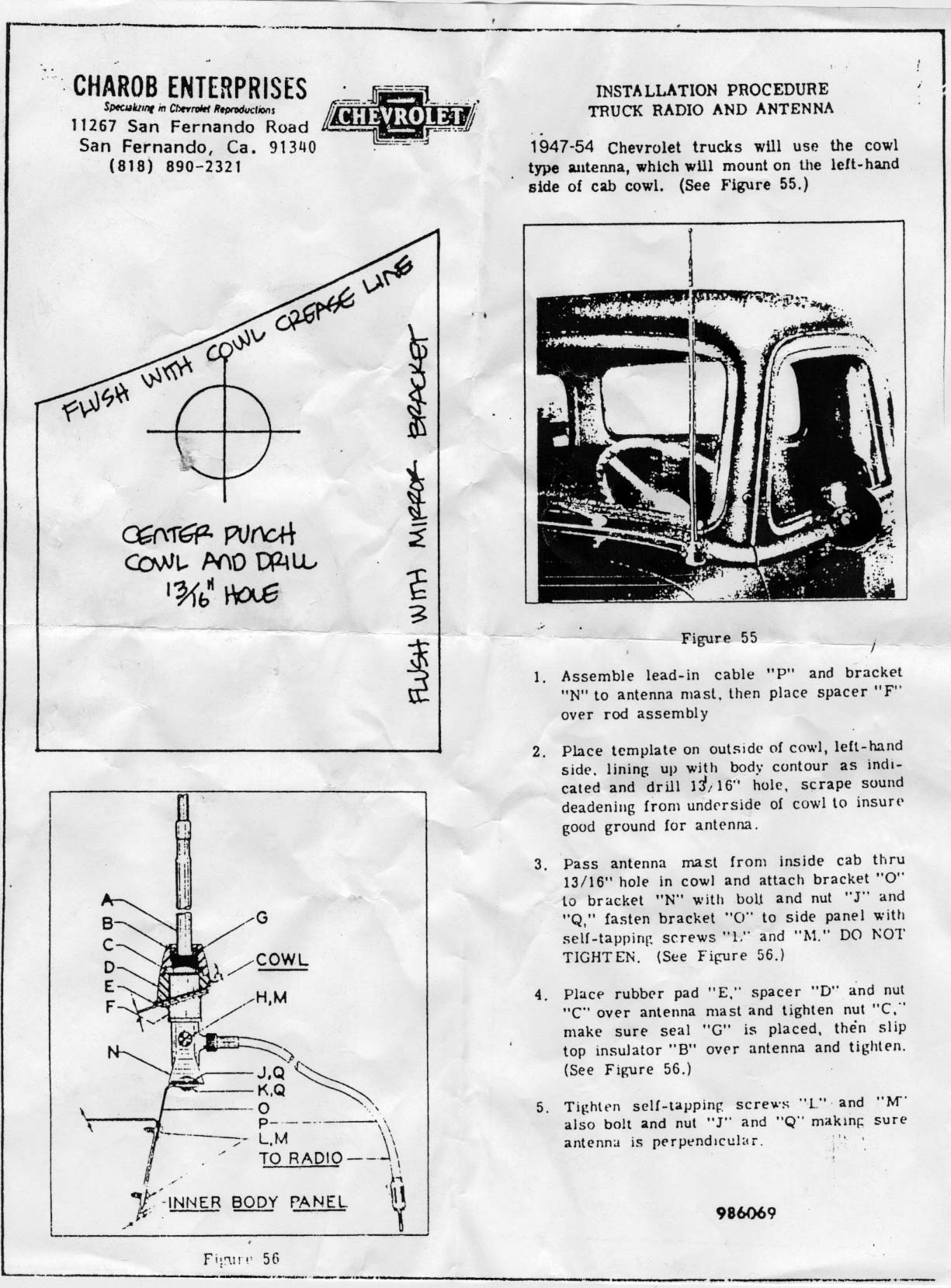 Chevy Truck Tail Light Wiring Diagram On 1950 Chevy Truck Wiring