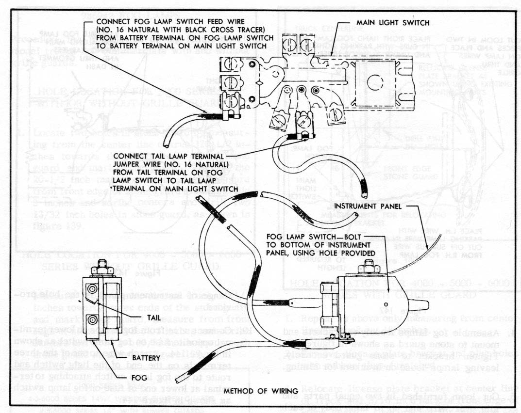 1954 chevy wiring diagram  chevy  wiring diagram images
