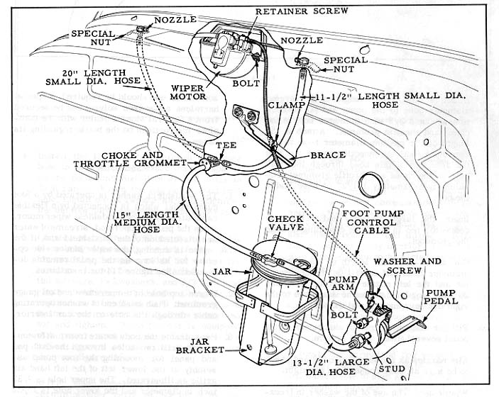 1954 Dodge Pickup Wiring Diagram