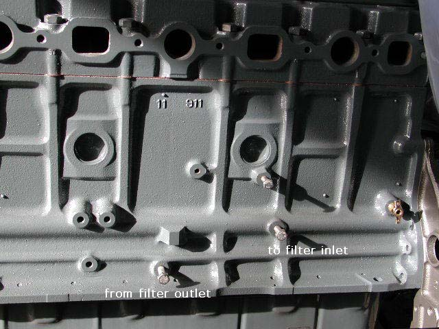Engine Block Drain or a Bolt? - The Stovebolt Forums