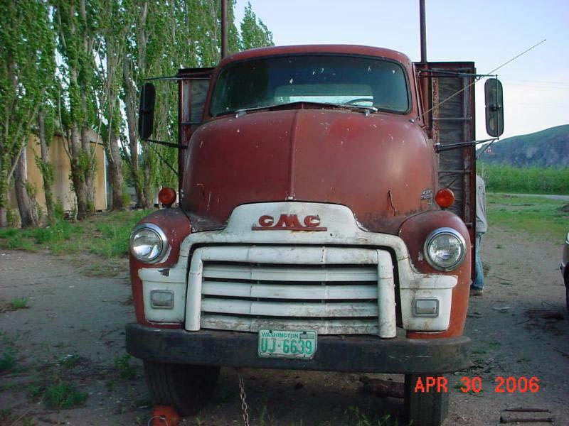 1954 GMC Pickup Truck